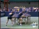 crazy table tennis