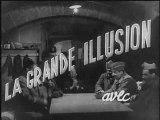 1937 LA GRANDE ILLUSION TRAILER RENOIR GABIN FRESNAY CARETTE