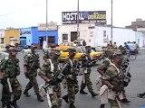 Militär in Trujillo