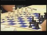 Jean Herman de Nassogne, vice-champion des 18/20 aux échecs.