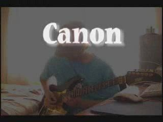 Canon  Electric Guitar