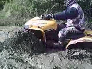 quad facile les can-am