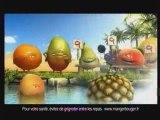 Pub Oasis - Mes Copains Les Fruits