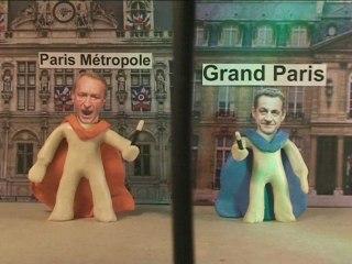 Grand Paris 19/20 France 3 Ile de France