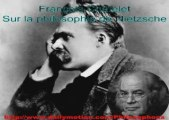 François Châtelet - 1966 - Sur La Philosophie De Nietzsche
