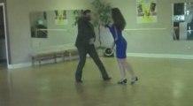 West Coast Swing Dance in Scottsdale, AZ Demonstration