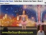 Britains Got talent/Hollie Steel - Britains - show 3