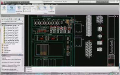 AutoCAD Electrical 2010 Programmable Logic Control Tools