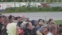 Rallycross Dreux 1 2009 - Essais chronos de Fabien Pailler