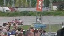 Rallycross Dreux 1 2009 - Essais chronos de Jonathan Pailler