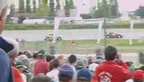 Rallycross Dreux 1 2009 - Finale A de Fabien Pailler