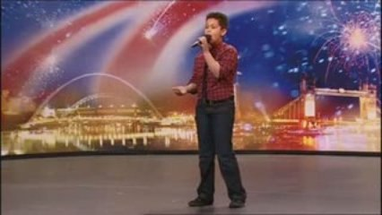 Shaheen Jafargholi  Britain's Got Talent 2009