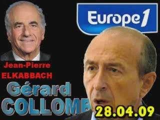 ITW de Gérard Collomb (28.04.09)