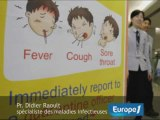 """La France pas prête à """"contrôler une grippe extraordinaire"""""""