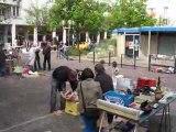Nantes : vide grenier Beaulieu