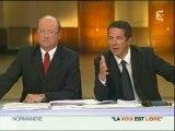 La voix est libre France 3 Normandie sur le ncléaire
