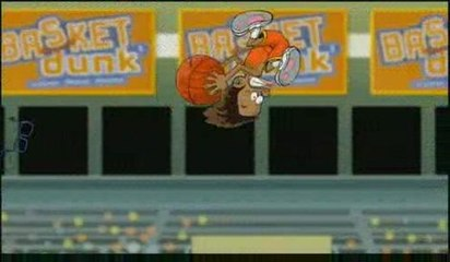 Basket Dunk