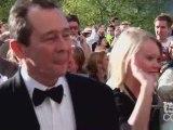 TV BAFTAs Stars Shine on Red-Carpet