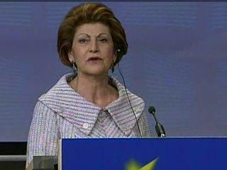 EU health commissioner on swine flu outbreak