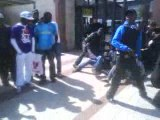logobi clash black street crew vs kinder !!!