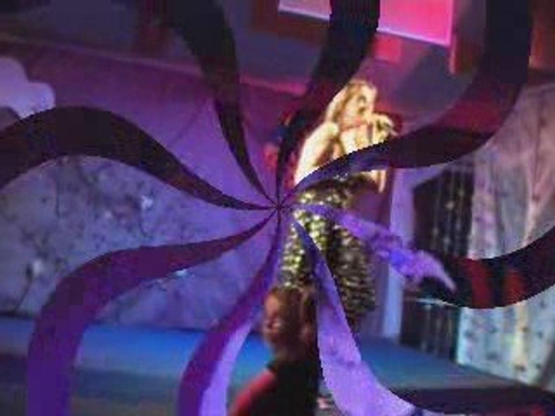 Delphine soirée cabaret 2009