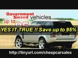 US Government Car Auctions. Police Auto Auctions. Seized ...