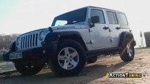 Essai Jeep Wrangler Rubicon par Action-Tuning