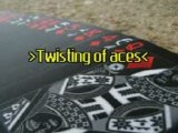 twisting of aces