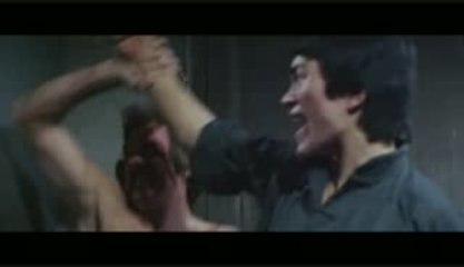 """Bruce Lee """"Le Jeu De La Mort""""  -  Kim Tai Chung vs Bob Wall"""