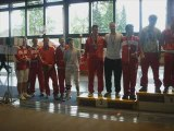 Championnat  Suisse par équipe fleuret senior 2009