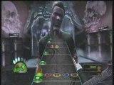 D and X TV : Gameplay Guitar Hero Metallica Guitare expert