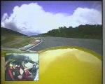 stage de pilotage Ferrari F360