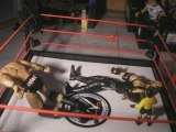 Figurine WWE Undertaker vs Randy Orton