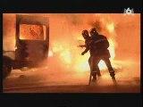 Pompiers Feu de Vehicule M6