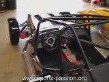 Lotus Caterham - Circuit d'Alès-Cévènnes - Avril 2005 (LD)