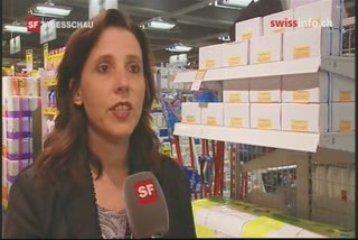 Swine flu hits Switzerland