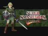 Temple (Melee) - Super Smash Bros Brawl OST