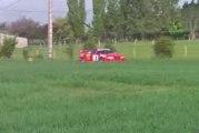 rallye du muguet 2009 hervieu   es 1