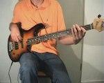 Cliff Richard - Lucille - Bass Cover
