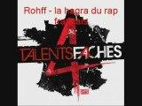 Rohff - la hagra du rap francais