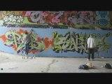 "Graffiti #12 - POS - WERD, SARKS ""Beijing boogie"" feat. PEA"