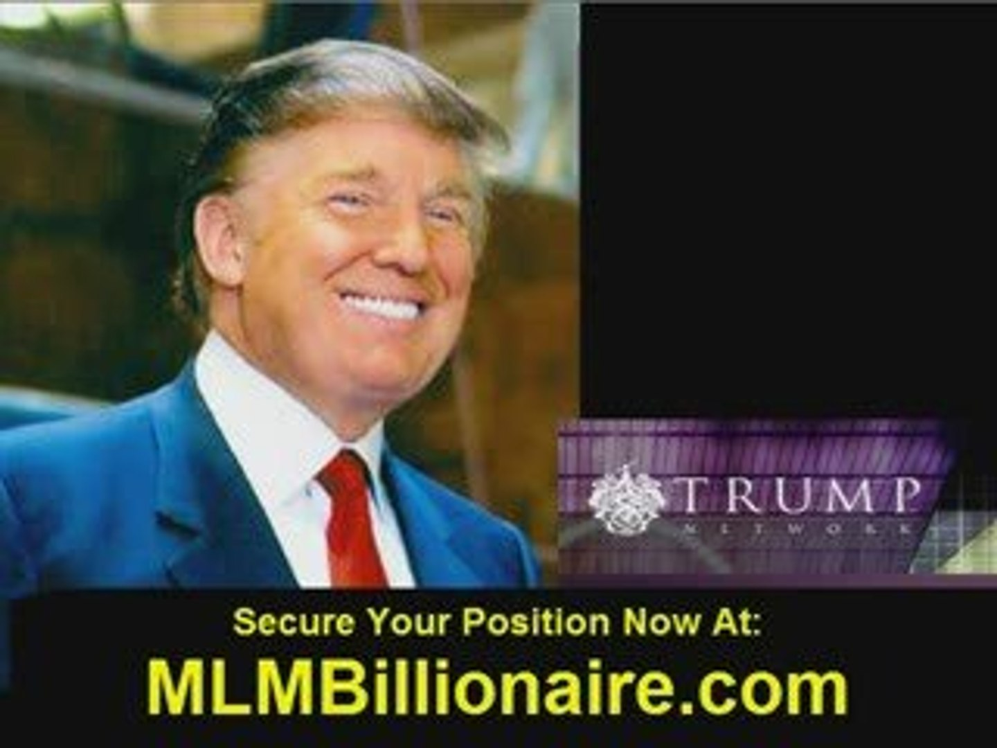 Donald Trump and The Trump Network Marketing Plan