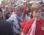 1er mai. Les socialistes défilent à Paris (1ère partie)