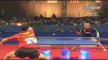 2006 Best points Table Tennis