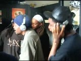 Freestyle dancehall MDE Crew sur dancehall97 radio 03.05.09
