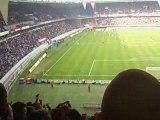 PSG - Rennes - Echanges