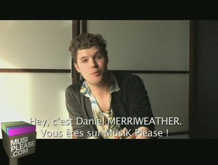 Daniel Merriweather dans MusiK Please ! (Teaser)