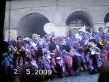 Les Bedzules sur le break DTC au Carnaval de lausanne