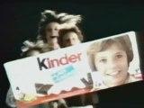 Pub barre Kinder 1987
