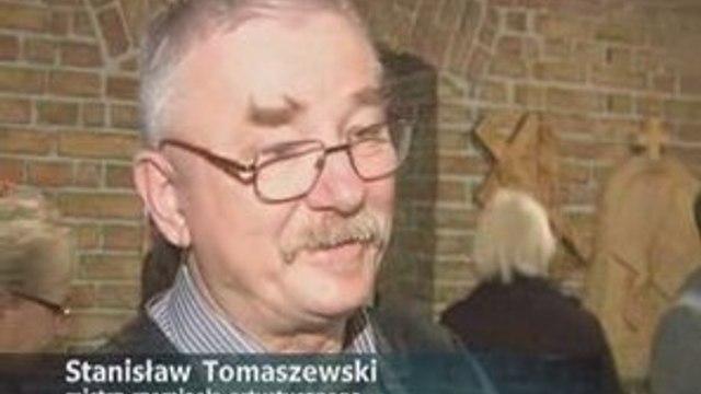 Płaskorzeźba - Stanisława Tomaszewskiego - Galeria III Wieku